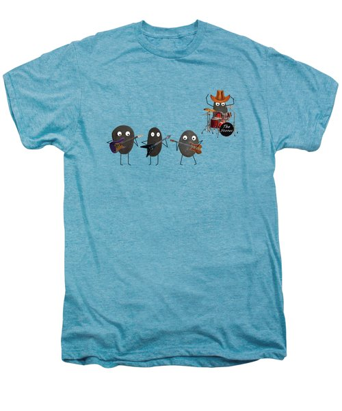 The Stones Men's Premium T-Shirt by David Dehner