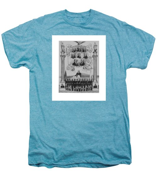 The Union Must Be Preserved Men's Premium T-Shirt