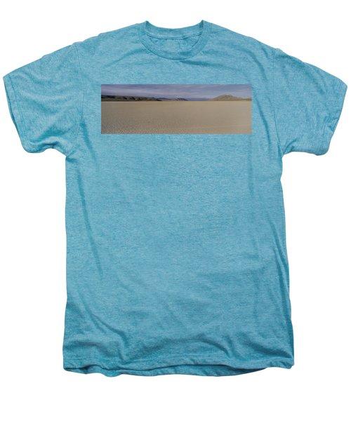 This Is A Dry Lake Pattern Men's Premium T-Shirt