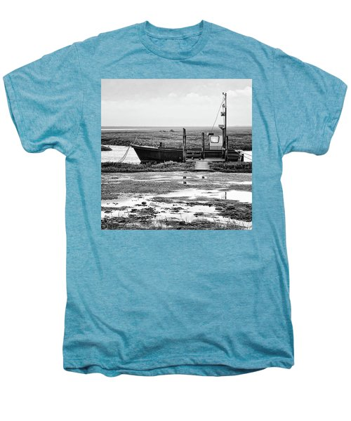 Thornham Harbour, North Norfolk Men's Premium T-Shirt