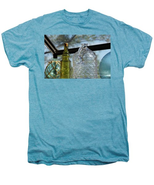 Thru The Looking Glass 2 Men's Premium T-Shirt by Megan Cohen