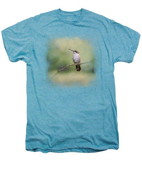 Tiny Visitor Men's Premium T-Shirt