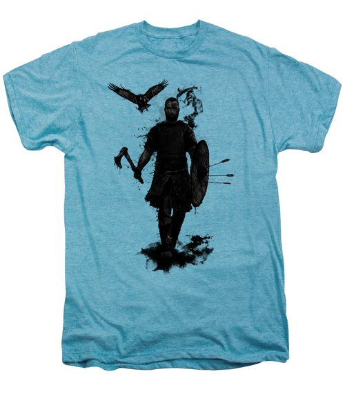 To Valhalla Men's Premium T-Shirt by Nicklas Gustafsson