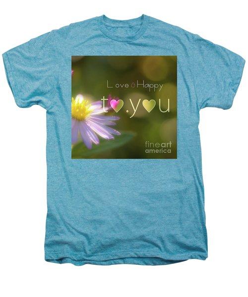 To You #003 Men's Premium T-Shirt by Tatsuya Atarashi