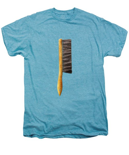 Tools On Wood 52 On Bw Men's Premium T-Shirt