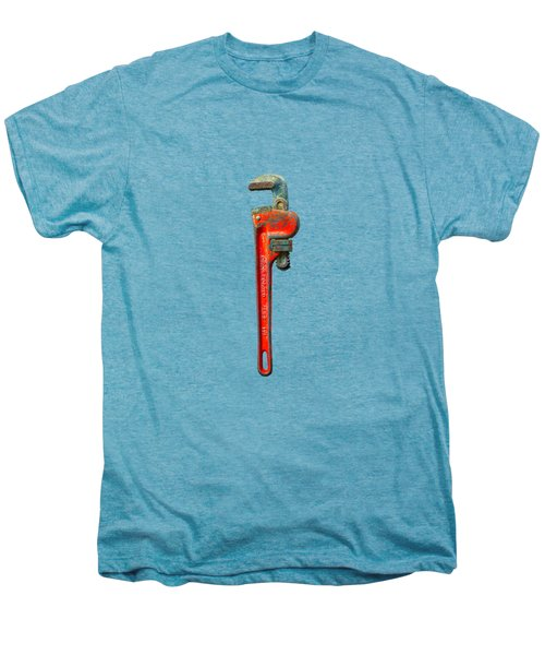 Tools On Wood 62 On Bw Men's Premium T-Shirt