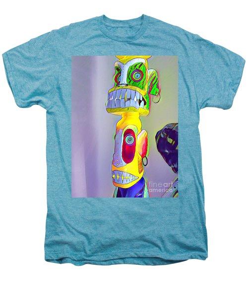 Totemic Mask Men's Premium T-Shirt