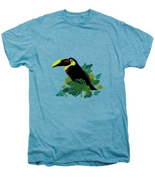 Toucan Men's Premium T-Shirt