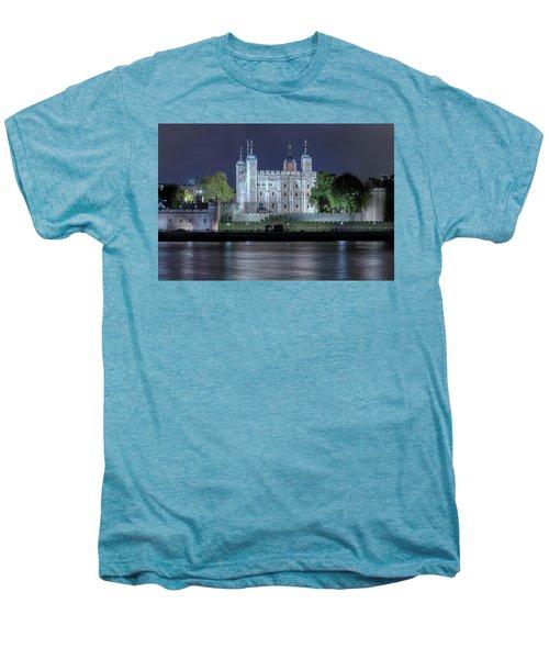 Tower Of London Men's Premium T-Shirt by Joana Kruse