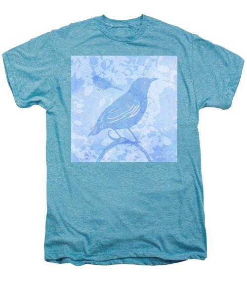 Tree Birds II Men's Premium T-Shirt