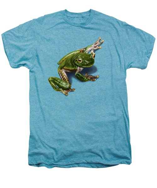 Tree Frog  Men's Premium T-Shirt