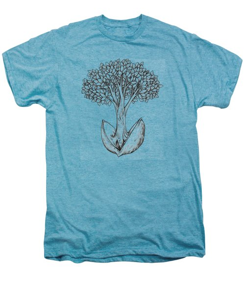 Tree From Seed Men's Premium T-Shirt