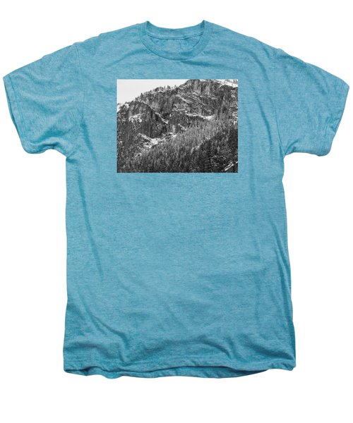 Treefall Men's Premium T-Shirt by Lora Lee Chapman