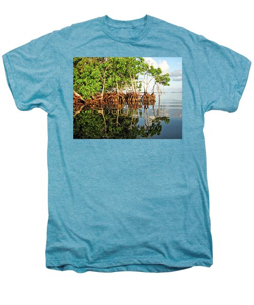 Trees In The Sea Men's Premium T-Shirt