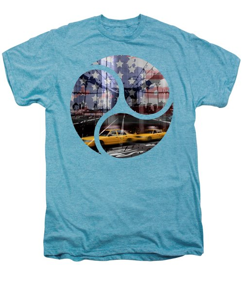 Trendy Design Nyc Composing Men's Premium T-Shirt