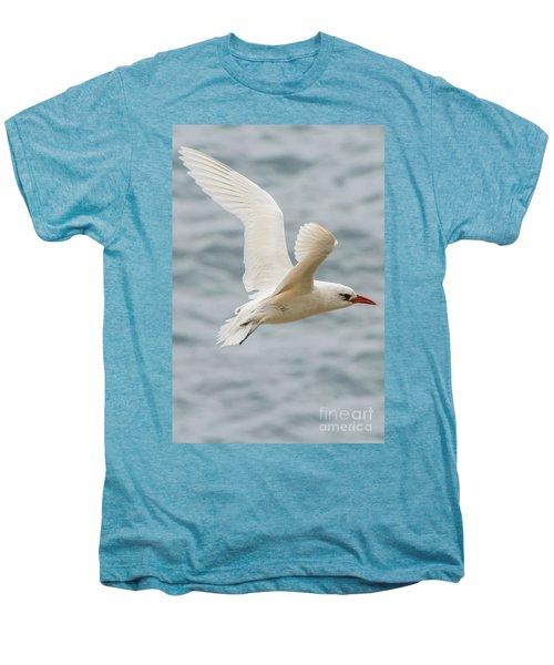 Tropic Bird 2 Men's Premium T-Shirt by Werner Padarin