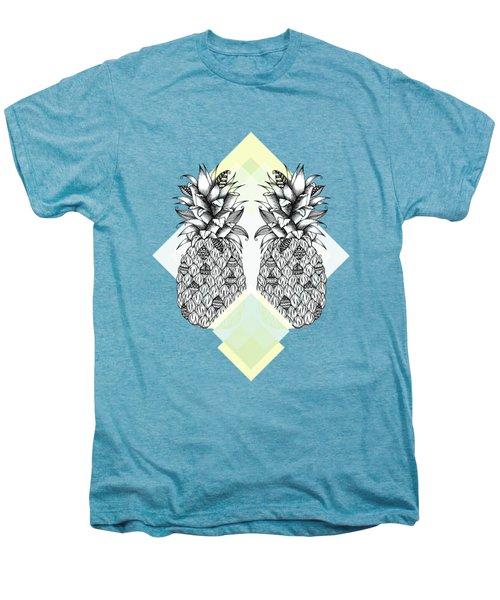 Tropical Men's Premium T-Shirt by Barlena Illustrations