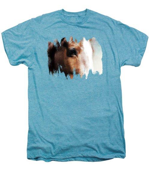 Tumbleweed Up Close Men's Premium T-Shirt by Anita Faye