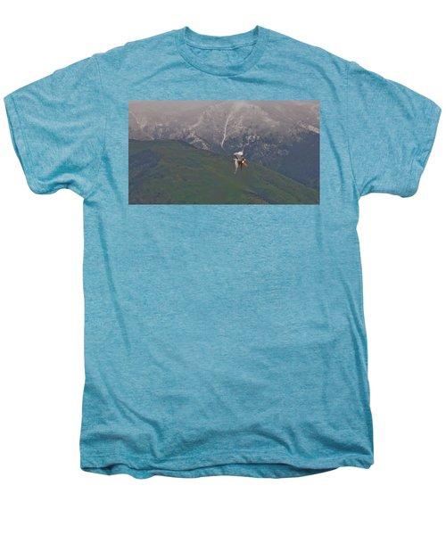 Turn And Burn Men's Premium T-Shirt