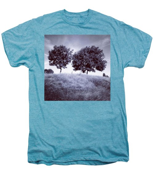 Two Rowans The Cloddies, Nuneaton Men's Premium T-Shirt