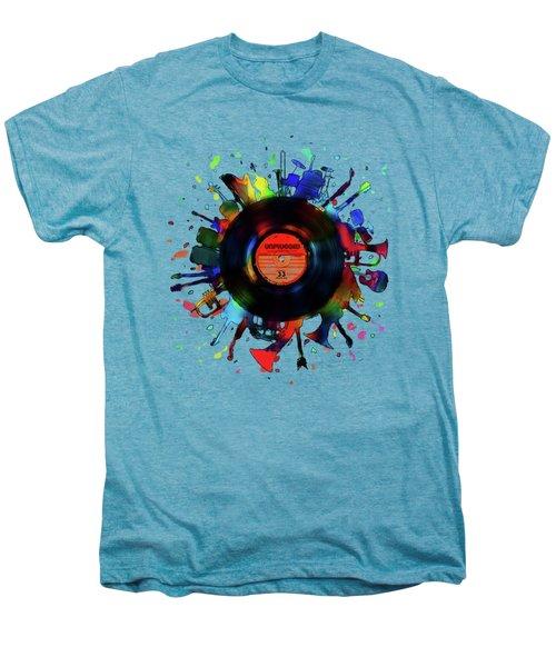 Unplugged Men's Premium T-Shirt by Mustafa Akgul