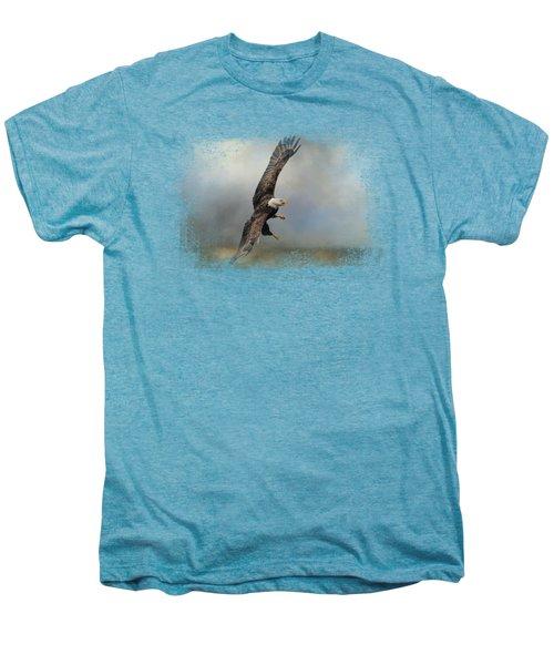 Up Against The Storm Men's Premium T-Shirt by Jai Johnson