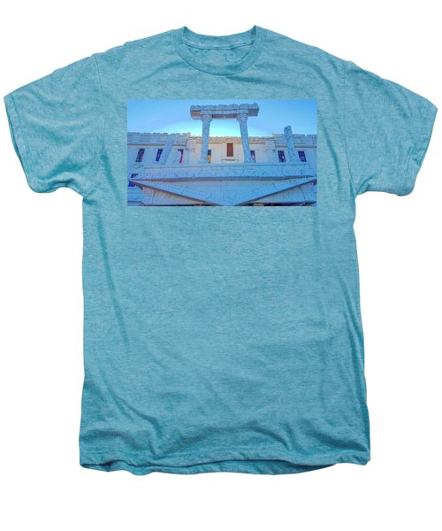 Upside Down White House Men's Premium T-Shirt