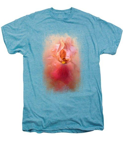 Valentine Iris Men's Premium T-Shirt
