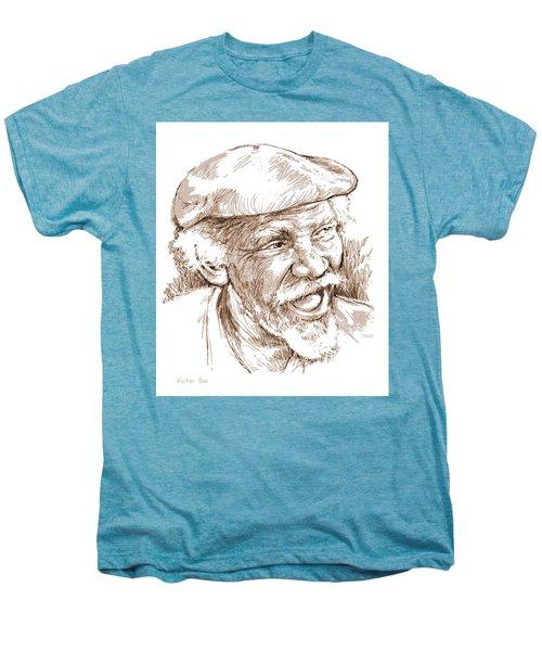 Victor Boa Men's Premium T-Shirt