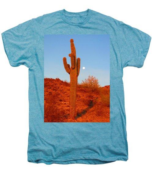 Victor's Harvest Moonset Men's Premium T-Shirt