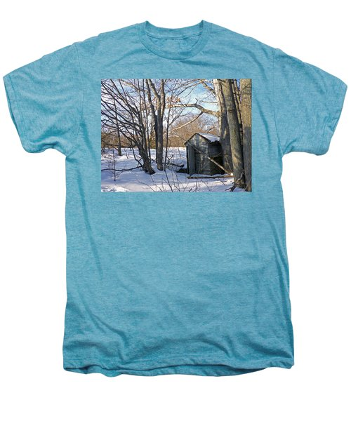 View Of The Past Men's Premium T-Shirt