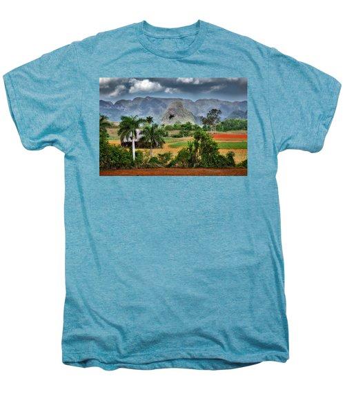 Vinales. Pinar Del Rio. Cuba Men's Premium T-Shirt