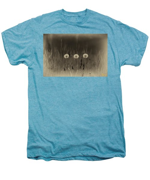 Vintage Clocks Men's Premium T-Shirt