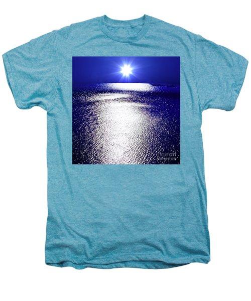 Virtual Sea Men's Premium T-Shirt by Tatsuya Atarashi