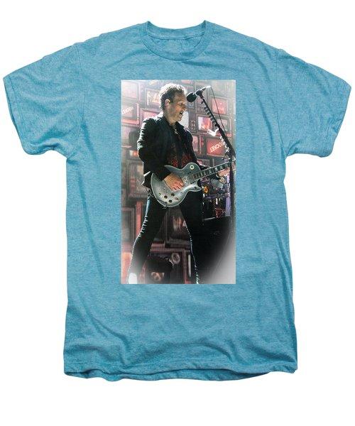 Vivian Campbell Men's Premium T-Shirt by Luisa Gatti