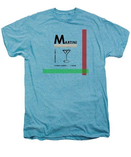 Vodka Martini Men's Premium T-Shirt