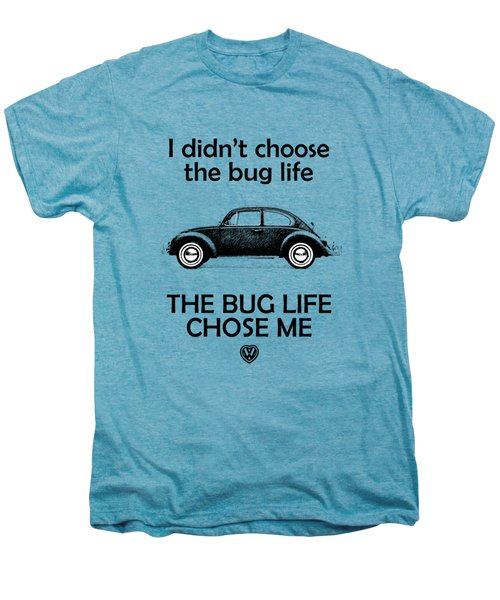 Volkswagen Beetle 1969 Men's Premium T-Shirt by Mark Rogan