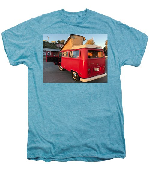 Volkswagen Bus T2 Westfalia Men's Premium T-Shirt
