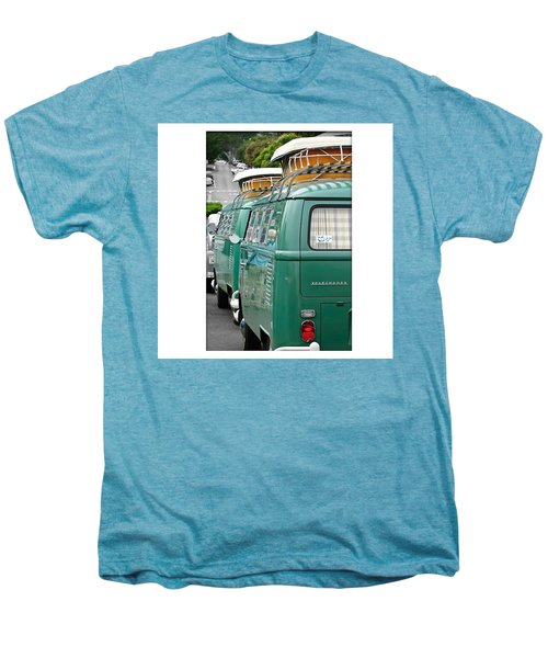 Vw Buses #carphotographer #vw #vwbus Men's Premium T-Shirt