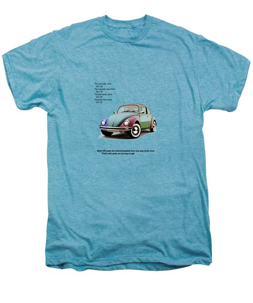 Vw Parts Men's Premium T-Shirt by Mark Rogan