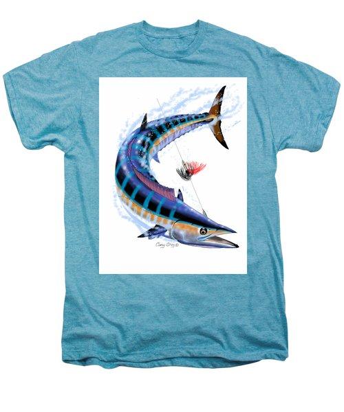 Wahoo Digital Men's Premium T-Shirt by Carey Chen