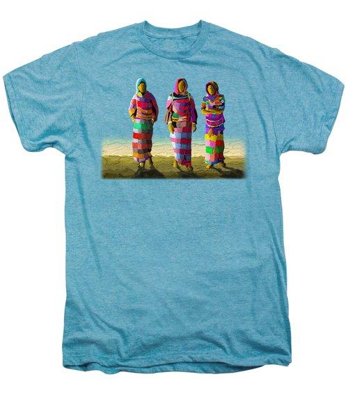 Walk The Talk Men's Premium T-Shirt