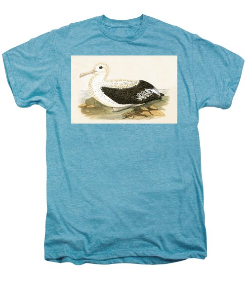 Wandering Albatross Men's Premium T-Shirt by English School