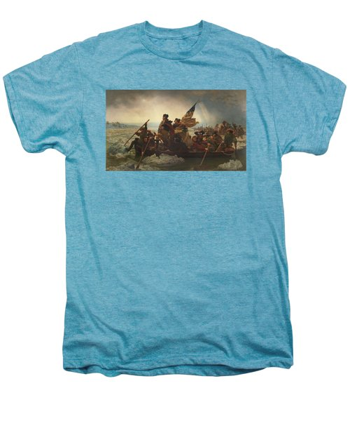 Washington Crossing The Delaware Men's Premium T-Shirt