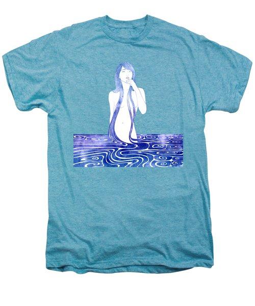 Water Nymph C Men's Premium T-Shirt