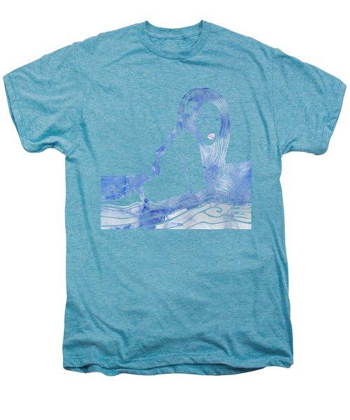 Water Nymph Lxxvi Men's Premium T-Shirt