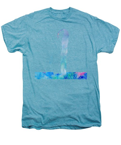 Water Nymph Xciv Men's Premium T-Shirt by Stevyn Llewellyn