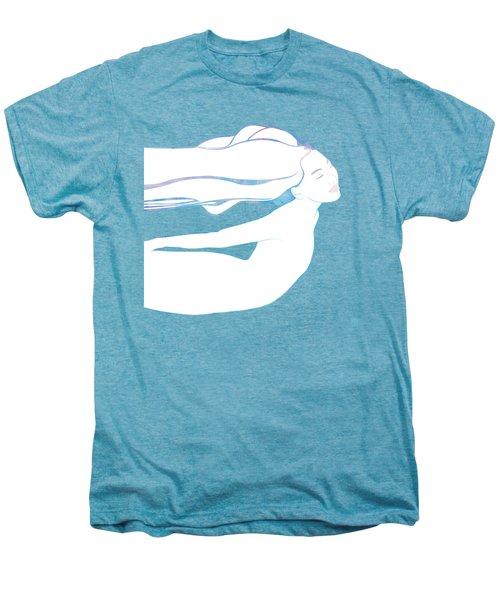 Water Nymph Xcix Men's Premium T-Shirt by Stevyn Llewellyn