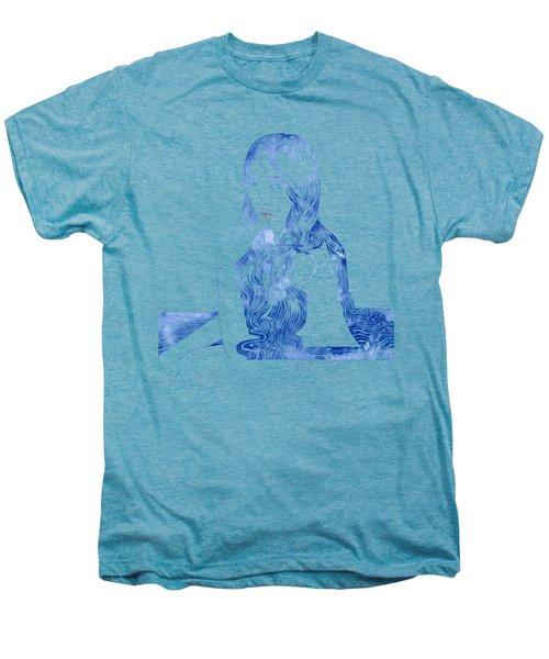 Water Nymph Xcvi Men's Premium T-Shirt