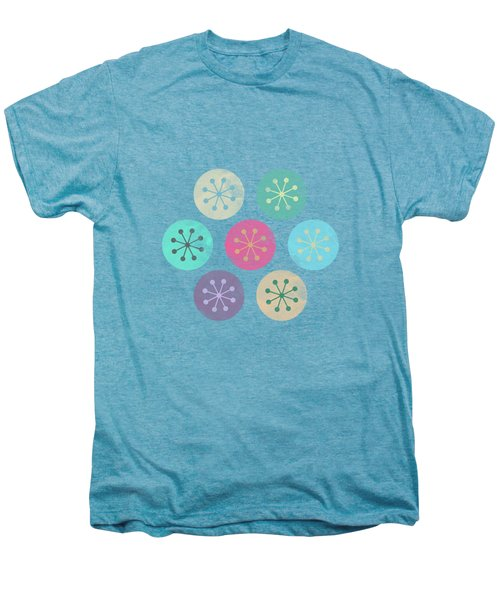Watercolor Lovely Pattern Men's Premium T-Shirt